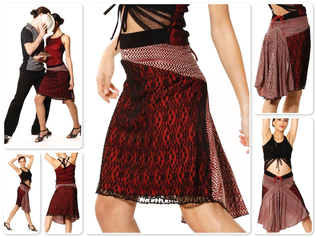 Salsa Skirt Pattern 53