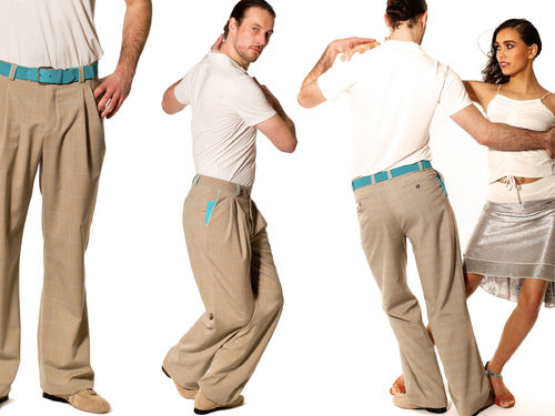 Men's Dance Trousers 'Diego'