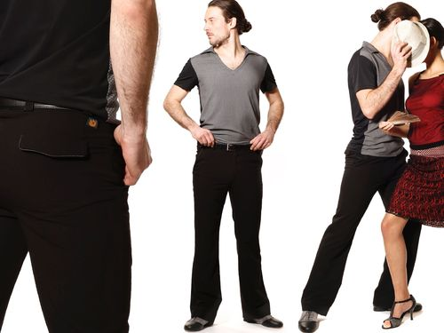 Men's Dance Trousers 'Leon'