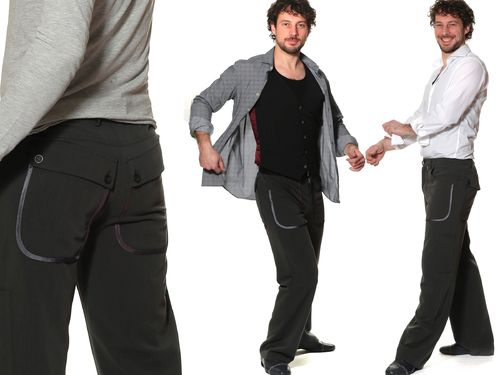 Dance Trousers for men 'David'