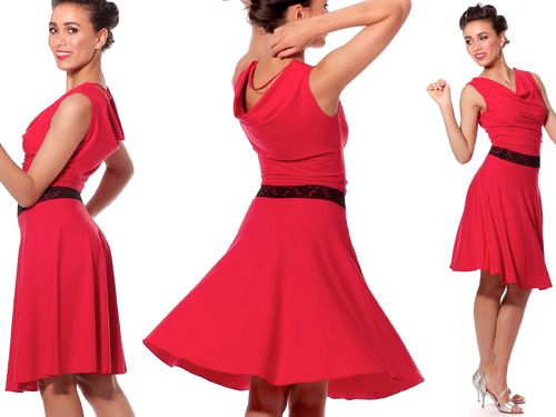 Dance & Tango Dress 'Barccelona'