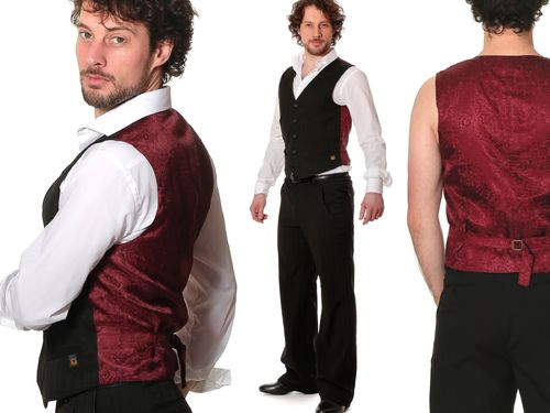 Suit vests for men – 'Raoul'